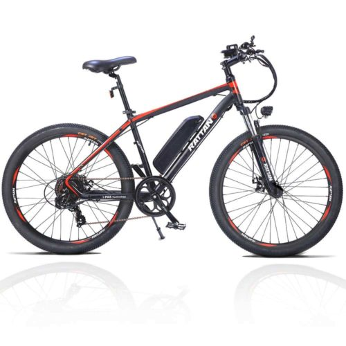 Rattan Challenger Pro 26 Inch Electric Bicycle