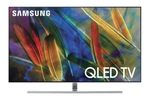 Samsung QN55Q7F 55- Inch Smart TV