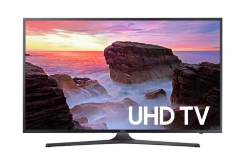 Samsung UN55MU6300 55-Inch Smart LED TV