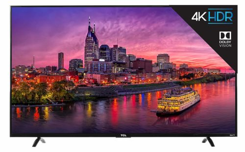 TCL 55P607 55-Inch Smart LED TV