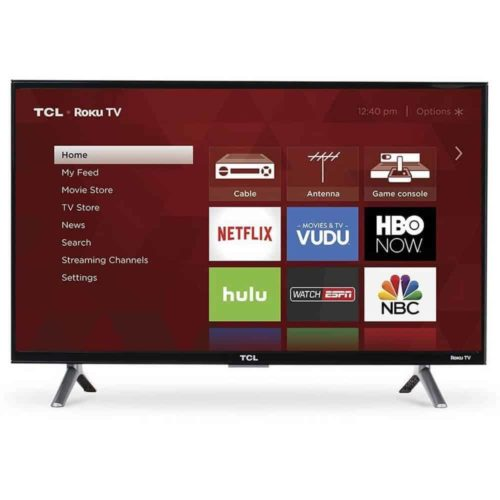 TCL 55S405 55-Inch Smart LED TV