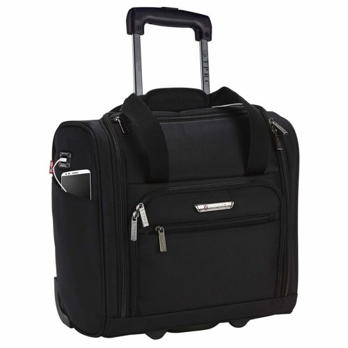 TPRC 15 Inches Carry-On-Luggage