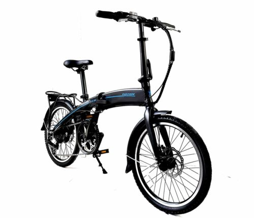 Totem Electric Bicycle 250W Commuter Series