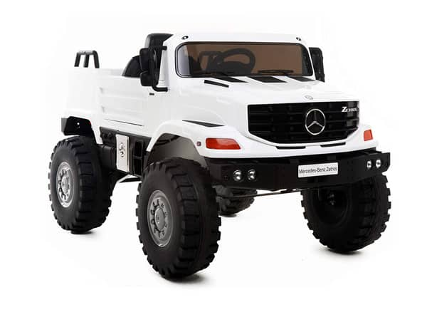 Aosom Mercedes-Benz Zetros Kids Ride-On Truck
