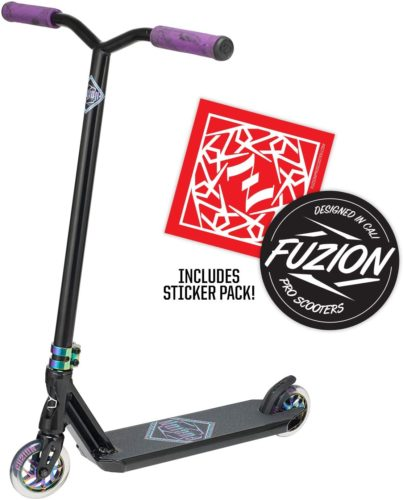 Fuzion Z300 Pro Scooter Complete Trick Scooter