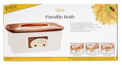 GiGi Digital Paraffin Bath