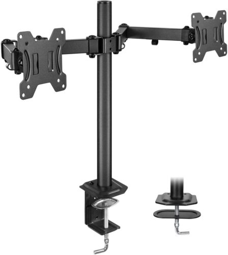 HUANUO Dual Monitor Stand Mount
