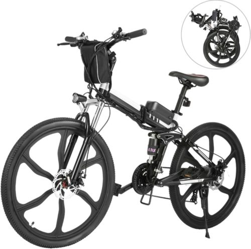 Hicient Electric Bike for Adults