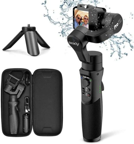 Hohem 3axis Gimbal Stabilizer for GoPro Action Camera