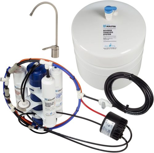 Home Master TMAFC-ERP-L Artesian Full Contact Reverse Osmosis Water Filter System