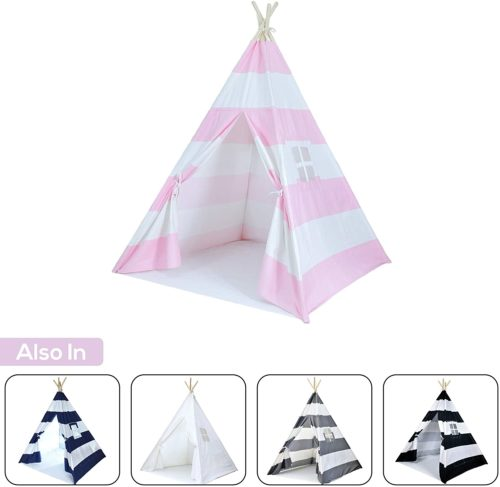 Kids Teepee Tent for Girls