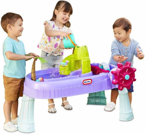 Little Tikes Mermaid Island Wavemaker Water Table
