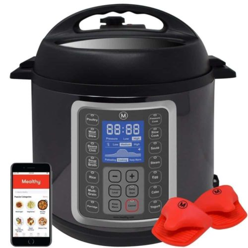 Mealthy Multiport 9-In-1 Programmable Pressure Cooker