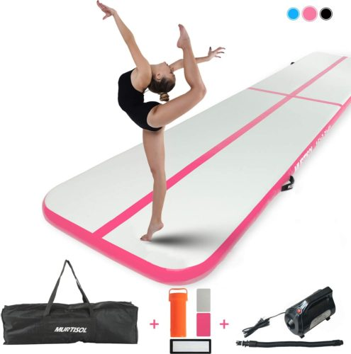 Murtisol Inflatable Gymnastics Training Mat