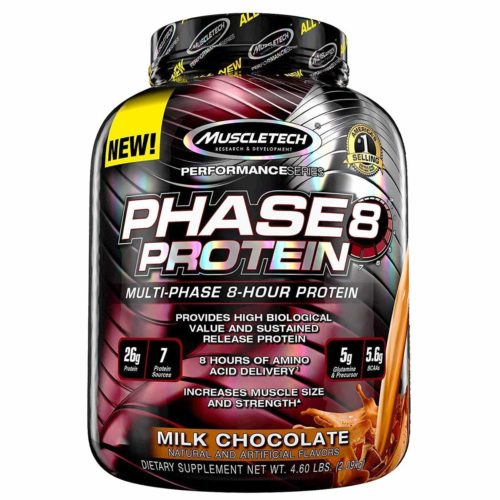 MuscleTech Phase8 Whey Protein