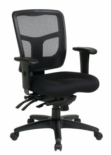 Office Star Mid-Back ProGrid Back FreeFlex Seat