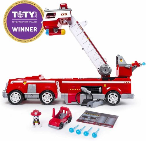 PAW Patrol - Ultimate Rescue Fire Truck