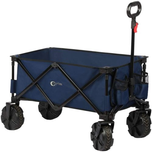 PORTAL Collapsible Folding Utility Wagon Cart