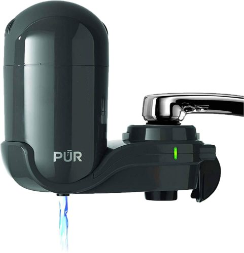 PUR Faucet Mount Water Filtration System