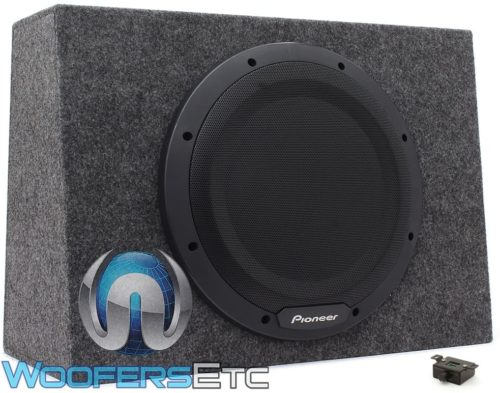 Pioneer TS-WX1210A Sealed Enclosure Active Subwoofer