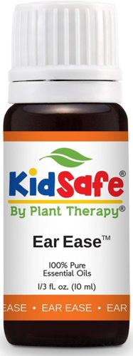 Plant Therapy Kid Safe Ear Ease Synergy Essential Oil