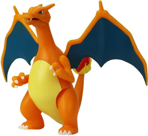 Pokemon 4.5-inch Battle Feature Figure - Charizard