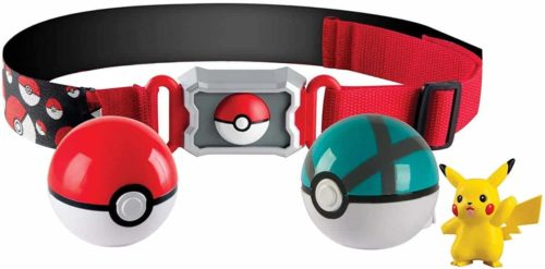 Pokémon Clip and Carry Poké Ball