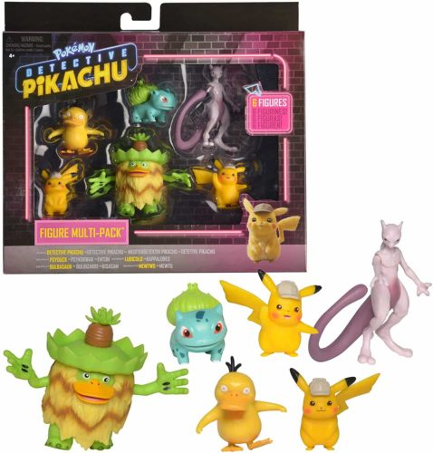 Pokémon Detective Pikachu Battle Figure