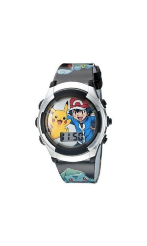 Pokémon Kids' Watch with Flashing LED Lights