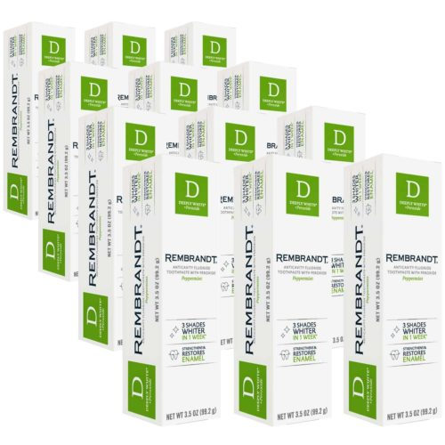 Rembrandt Deeply White Whitening Toothpaste