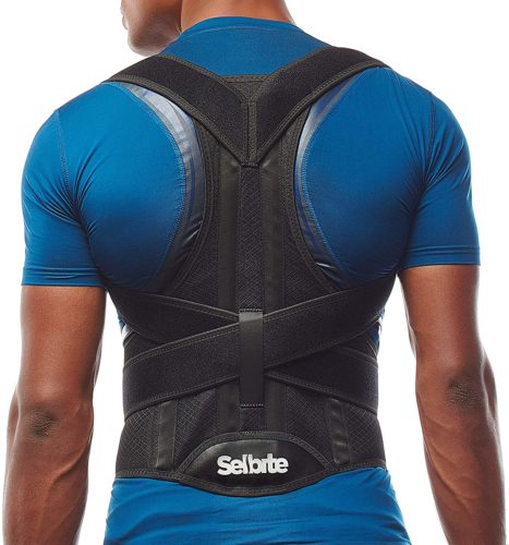 Selbite Back Brace Posture Corrector for Men and Women