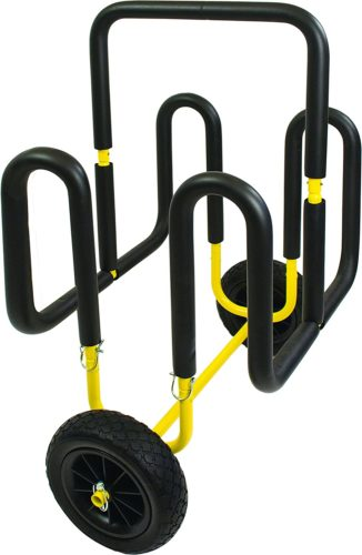 Suspenz Double SUP Airless Cart