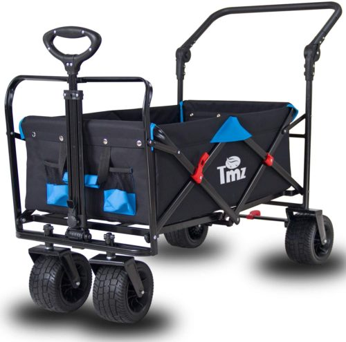 TMZ All Terrain Utility Folding Wagon