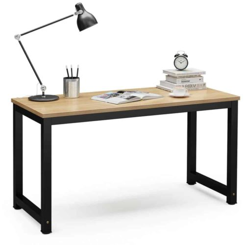 Tribesigns Computer Table Study Writing Desk for Home Office