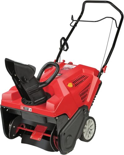 Troy-Bilt Squall Gas Snow Thrower