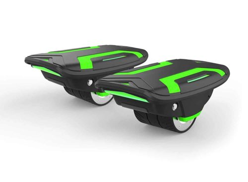 VOYAGER Space Shoes Hover Skates