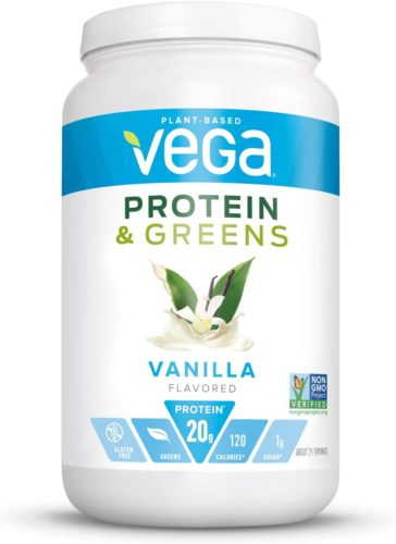 Vega Protein and Greens Plant-Based Protein Powder