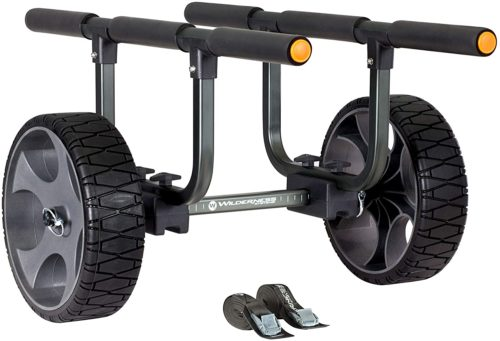 Wilderness Systems Heavy Duty Kayak Cart Inflatable Beach Wheels