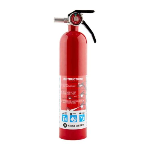 Amerex Dry Chemical Fire Extinguisher-B417T