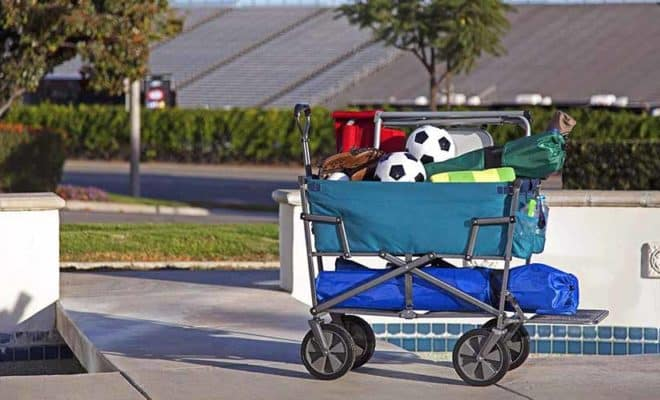 Best Collapsible Foldable Wagons