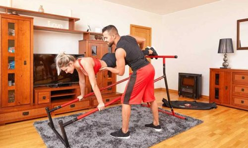 Best Free-Standing Dip Station Pull-Up Bars