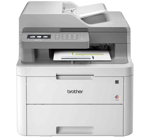 Brother MFC-L3710CW Compact Digital Color Printer