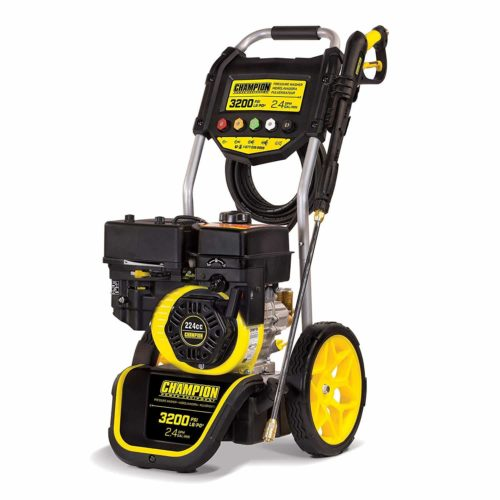 Champion 3200-PSI Dolly-Style Gas Pressure Washer