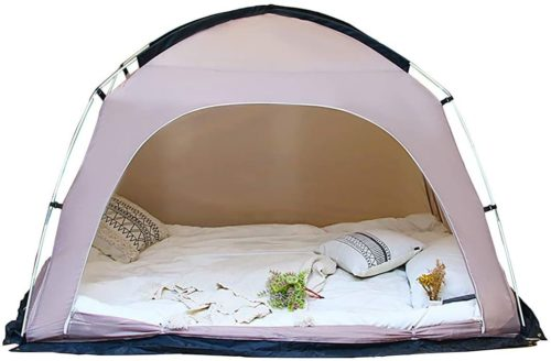 DalosDream Bed Canopy Privacy Tents Bed Tent Shelter