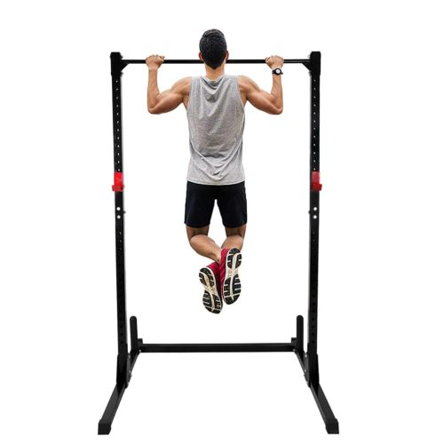 F2C Adjustable Height Power Squat Rack