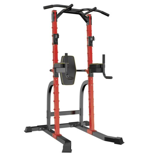 HI-MAT Adjustable Power Tower Pull Up Bar