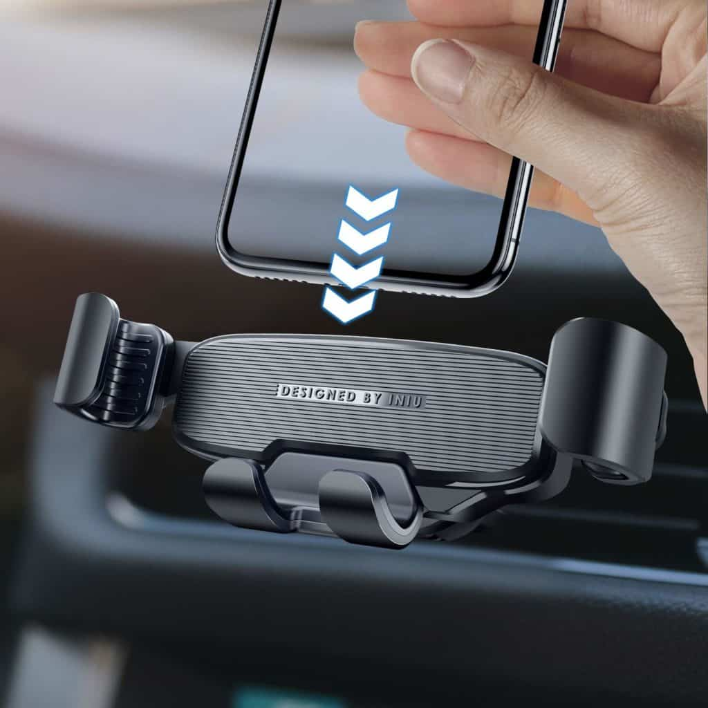 INIU Car Phone Holder Air Vent Mount