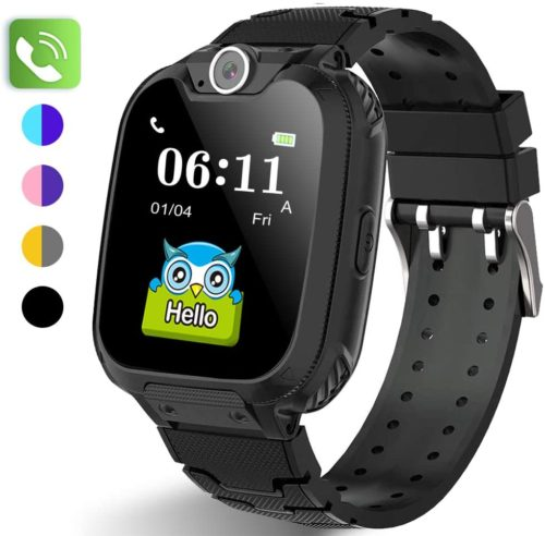 PUBU Kids Smart Watch Phone for Girls and Boys