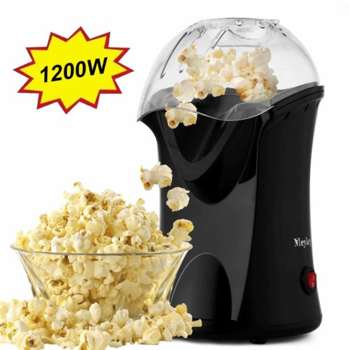 Tinfancy Hot Air Popcorn Popper