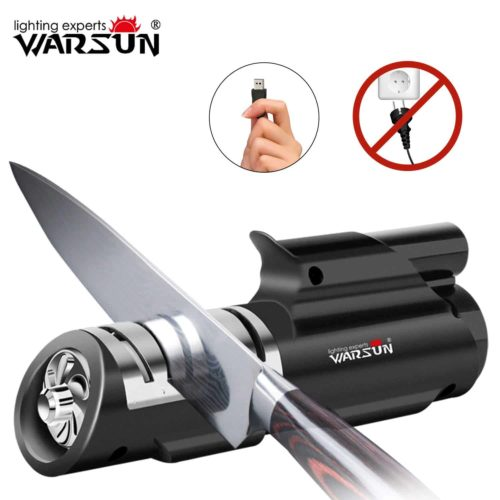 Warsun Wireless Electric Knife Sharpener